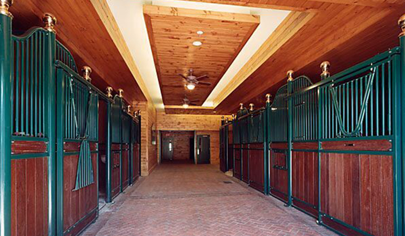 Project Portfolio Morrisville State College Equine Program from Schopfer Architects near syracuse ny