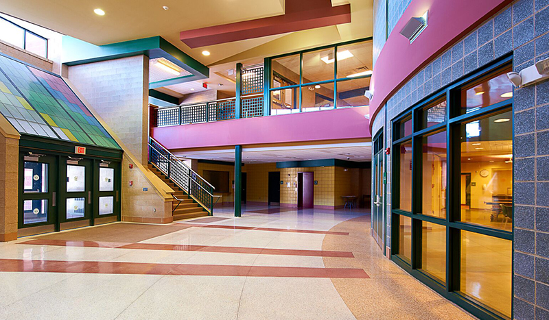 Project Portfolio Onondaga Central School District from Schopfer Architects near syracuse ny
